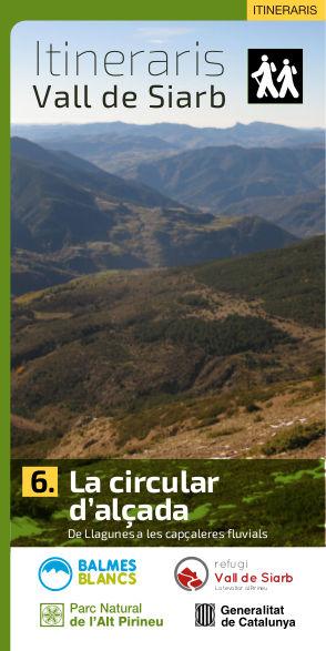 Itinerari 6 Vall de Siarb. La cirular d'alçada
